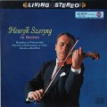 シェリングのヴァイオリン・リサイタル 独RCA 2703 LP レコード