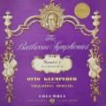 クレンペラーのベートーヴェン/交響曲第7番 英Columbia 3025 LP レコード