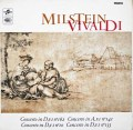 ミルシュタインのヴィヴァルディ/ヴァイオリン協奏曲集 英Columbia 3025 LP レコード