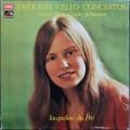 デュ・プレのチェロ協奏曲集 英EMI 2922 LP レコード