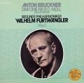 フルトヴェングラーのブルックナー/交響曲第8番 独EMI 3025 LP レコード