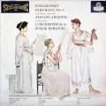 【ブルー・バック・ジャケット】 アルヘンタのチャイコフスキー/交響曲第4番 英LONDON 3025 LP レコード