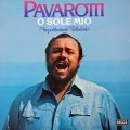 パヴァロッティ「オ・ソレ・ミオ〜イタリア民謡集」  独DECCA 3025 LP レコード