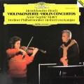 ムター&カラヤンのメンデルスゾーン&ブルッフ/ヴァイオリン協奏曲 独DGG 3025 LP レコード