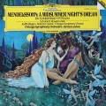 レヴァインのメンデルスゾーン/「真夏の夜の夢」より 独DGG 3025 LP レコード