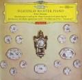 【赤ステレオ】リヒテル&ヴィスロスキのシューマン/ピアノ協奏曲ほか 独DGG 2922 LP レコード