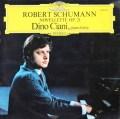 チアーニのシューマン/8つのノヴェレッテ 伊DGG 2922 LP レコード