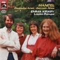 カークビーのヘンデル/9つのドイツ語アリア 独EMI 2706 LP レコード