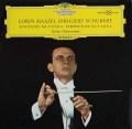 マゼールのシューベルト/交響曲第5&6番 独DGG 2914 LP レコード