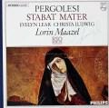 【直筆サイン入り】 マゼールのペルゴレージ/スターバト・マーテル 蘭PHILIPS 3025 LP レコード