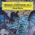 アバドのマーラー/交響曲第4番 独DGG 2914 LP レコード