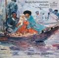 リヒテルのラフマニノフ/前奏曲集 独ETERNA   2906 LP レコード