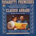 パヴァロッティ&アバドのヴェルディ/オペラ・アリア集 独CBS 3025 LP レコード