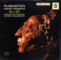 ルービンシュタイン&ウォーレンスタインのモーツァルト/ピアノ協奏曲第21&23番 独RCA 2922 LP レコード