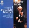 ヴァントのブラームス/交響曲第3番 独HM 2922 LP レコード