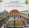 コレギウム・アウレウムのモーツァルト/交響曲第33&40番 独BASF 3025 LP レコード