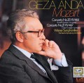 アンダのモーツァルト/ピアノ協奏曲第20&21番 独eurodisc 3025 LP レコード