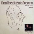ヴェーグ&ペティンガーのバルトーク/ヴァイオリン・ソナタ第1&2番 独TELEFUNKEN 2922 LP レコード