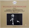 フルトヴェングラーのベートーヴェン/交響曲第5番「運命」 独HELIDOR 2922 LP レコード
