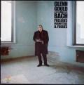 グールドのバッハ/プレリュード、フゲッタ&フーガ集 蘭CBS 2838 LP レコード
