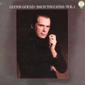 グールドのバッハ/トッカータ集第2巻 独CBS 2838 LP レコード