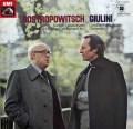 ロストロポーヴィチ&ジュリーニのドヴォルザーク/チェロ協奏曲ほか 独EMI 2838 LP レコード
