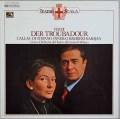カラス&カラヤンのヴェルディ/「イル・トロヴァトーレ」 独EMI 2922 LP レコード