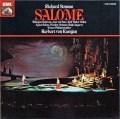 カラヤンのR.シュトラウス/「サロメ」 独EMI 2922 LP レコード