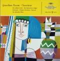 フリッチャイのロッシーニ/序曲集 独DGG 3010 LP レコード