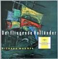 フリッチャイのワーグナー/「さまよえるオランダ人」 独DGG 2922 LP レコード