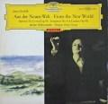 【赤ステレオ/オリジナル盤】 フリッチャイのドヴォルザーク/交響曲第9番「新世界より」 独DGG 3010 LP レコード