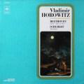 ホロヴィッツのベートーヴェン/ピアノソナタ第14番「月光」ほか 仏CBS 2706 LP レコード