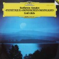ギレリスのベートーヴェン/ピアノソナタ第14番「月光」ほか 独DGG 3010 LP レコード