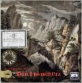 カイルベルトのウェーバー/「魔弾の射手」 独EMI 2922 LP レコード