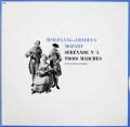 リステンパルトのモーツァルト/セレナーデ第4番ほか 仏CF 3010 LP レコード