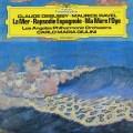 ジュリーニのドビュッシー/交響詩「海」ほか 独DGG 2935 LP レコード