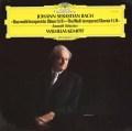 ケンプのバッハ/平均律クラヴィーア曲集第1&2巻より 独DGG 2935 LP レコード