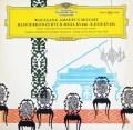 アンダのモーツァルト/ピアノ協奏曲第18&20番 独DGG 2935 LP レコード