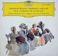 シュナイダーハンのメンデルスゾーン&ブルッフ/ヴァイオリン協奏曲集 独DGG 2935 LP レコード