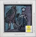 フリッチャイのモーツァルト/「フィガロの結婚」全曲 独DGG 2935 LP レコード