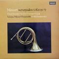 【オリジナル盤】 ボスコフスキーのモーツァルト/ディヴェルティメント第17番 (セレナーデ集 第9巻) 英DECCA 3010 LP レコード