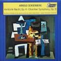 ホーレンシュタインのシェーンベルク/「浄められた夜」ほか 英turnabout 3010 LP レコード
