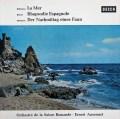アンセルメのドビュッシー/「牧神の午後への前奏曲」ほか 独DECCA 2935 LP レコード