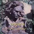 【オリジナル盤】バックハウス&クラウスのベートーヴェン/ピアノ協奏曲第5番「皇帝」 英DECCA 2935 LP レコード