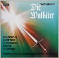 ショルティのワーグナー/「ワルキューレ」 独DECCA 3010 LP レコード