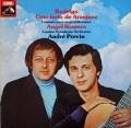ロメロ&プレヴィンのロドリーゴ/アランフェス協奏曲ほか 独EMI 2935 LP レコード