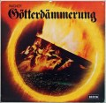 ショルティのワーグナー/「神々の黄昏」 独DECCA 3010 LP レコード