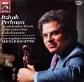 パールマン&ハイティンクのメンデルスゾーン&ブルッフ/ヴァイオリン協奏曲 独EMI 2935 LP レコード