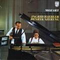 へブラー&シェリングのモーツァルト/ヴァイオリンソナタ第24、28、42番  蘭PHILIPS 2637 LP レコード