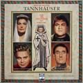 コンヴィチュニーのワーグナー/「タンホイザー」全曲 独ELECTROLA 3010 LP レコード